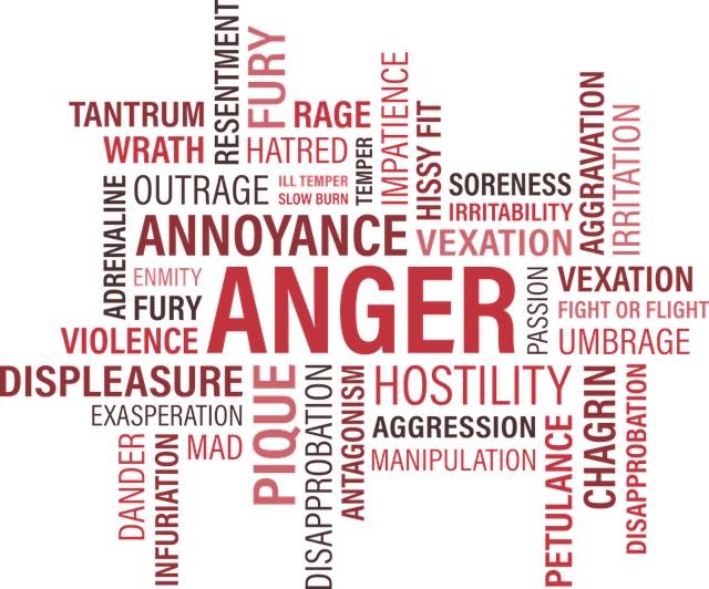 Ärger oder Wut in den Griff bekommen